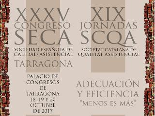 Convocatoria de becas inscripción congreso SECA-SCQA 2017