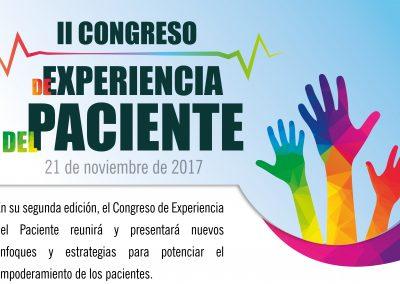 II Congreso de Experiencia del Paciente