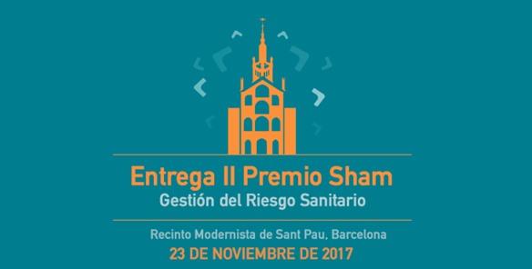 II Premio Sham de Gestión del Riesgo Sanitario