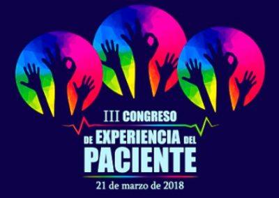 III Congreso de Experiencia del Paciente